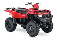 2016 Suzuki KINGQUAD 750AXI POWER STEERING