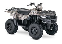 2016 Suzuki KINGQUAD 750AXI POWER STEERING CAMO