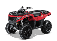 2017 Arctic Cat ALTERRA 700 XT EPS