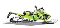 2017 Arctic Cat M 8000 MOUNTAIN CAT (153)