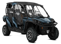 2017 Can-Am Commander MAX Limited