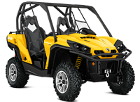 2017 Can-Am Commander XT 1000