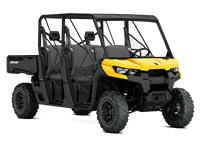 2017 Can-Am Defender MAX DPS HD10