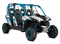 2017 Can-Am Maverick MAX X DS Turbo