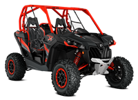 2017 Can-Am Maverick MAX X RS Turbo