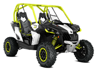 2017 Can-Am Maverick X DS