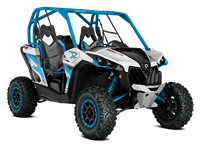2017 Can-Am MAVERICK X DS TURBO