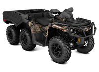 2017 Can-Am Outlander 6X6 XT