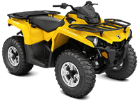 2017 Can-Am Outlander DPS 450