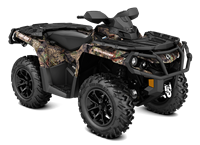 2017 Can-Am Outlander MAX XT 650