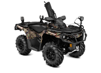 2017 Can-Am Outlander Mossy Oak Hunting Edition 1000R