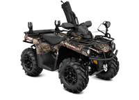 2017 Can-Am Outlander Mossy Oak Hunting Edition 570