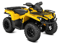 2017 Can-Am Outlander XT 570