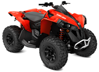 2017 Can-Am Renegade 570