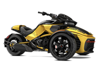 2017 Can-Am SPYDER F3-S DAYTONA 500 Manual