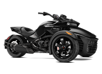 2017 Can-Am SPYDER F3 Semi-Automatic