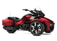 2017 Can-Am SPYDER F3-T Manual