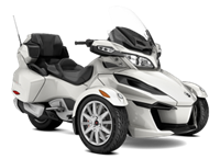 2017 Can-Am SPYDER RT Semi-Automatic