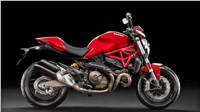 2017 Ducati Monster 821 Stripe