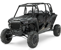 2017 Polaris RZR XP® 4 TURBO EPS