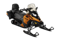 2017 Ski-Doo GRAND TOURING SE 900 ACE