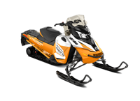 2017 Ski-Doo RENEGADE BACKCOUNTRY 600 H.O. E-Tec