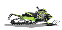 2018 Arctic Cat M 8000 MOUNTAIN CAT 153