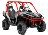 2018 Can-Am COMMANDER XT 800R