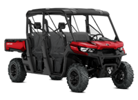 2018 Can-Am DEFENDER MAX XT HD8