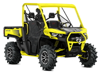2018 Can-Am DEFENDER X MR