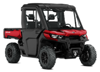 2018 Can-Am DEFENDER XT CAB HD8