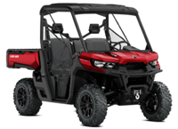 2018 Can-Am DEFENDER XT HD8