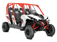 2018 Can-Am MAVERICK MAX DPS