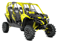 2018 Can-Am MAVERICK MAX X MR