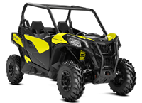 2018 Can-Am MAVERICK TRAIL DPS 800