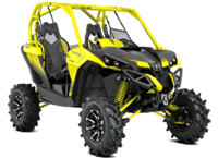 2018 Can-Am MAVERICK X MR