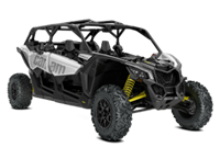 2018 Can-Am MAVERICK X3 MAX TURBO