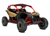 2018 Can-Am MAVERICK X3 X RS TURBO R