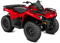 2018 Can-Am OUTLANDER 450