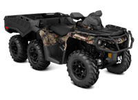 2018 Can-Am OUTLANDER 6X6 XT 1000