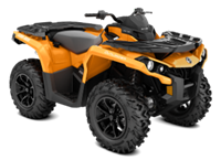2018 Can-Am OUTLANDER DPS 1000R