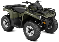 2018 Can-Am OUTLANDER DPS 570