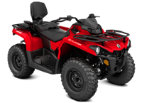 2018 Can-Am OUTLANDER MAX 570