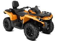 2018 Can-Am OUTLANDER MAX DPS 650