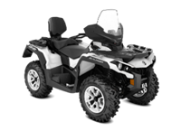 2018 Can-Am OUTLANDER MAX NORTH EDITION 650