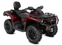 2018 Can-Am OUTLANDER MAX XT 650