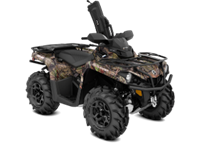 2018 Can-Am OUTLANDER MOSSY OAK HUNTING EDITION 450