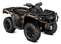 2018 Can-Am OUTLANDER XT 650