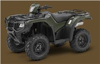 2018 Honda Four Trax Foreman Rubicon 4X4 Automatic DCT