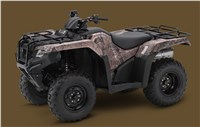 2018 Honda Four Trax Rancher 4X4 Automatic DCT EPS